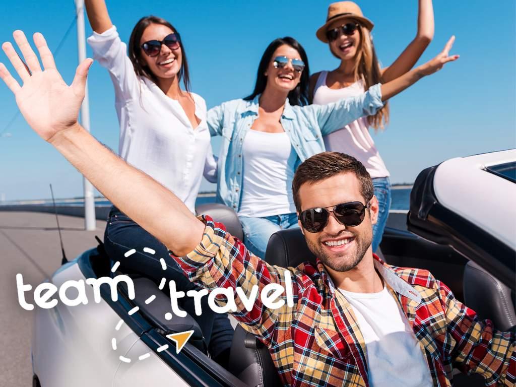 Как найти попутчиков для путешествия